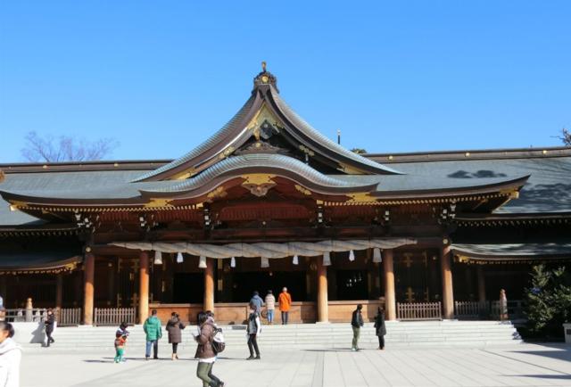 金運アップ神社関東東京千葉埼玉神奈川茨城